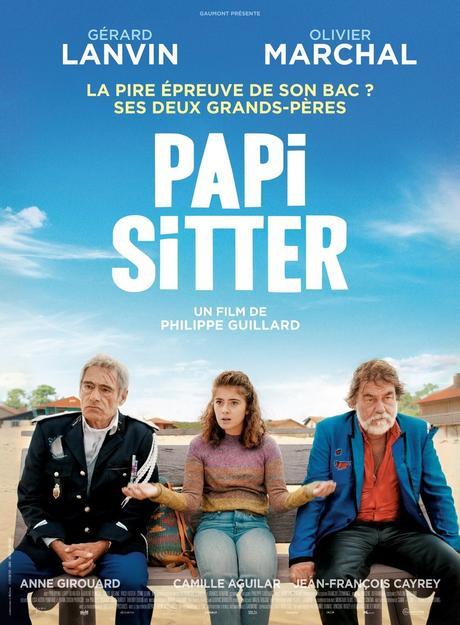 PAPI SITTER avec Gérard Lanvin et Olivier Marchal ! au Cinéma le 4 Mars 2020