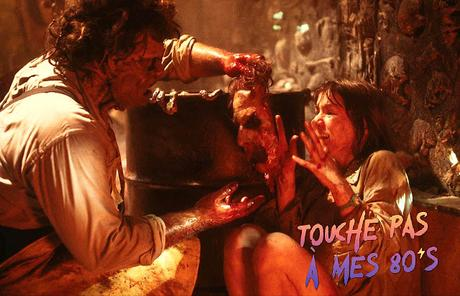 [TOUCHE PAS À MES 80ϟs] : #90. Texas Chainsaw Massacre II