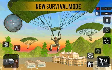 Code Triche Counter Terrorist Stealth Mission Battleground War APK MOD (Astuce) 4