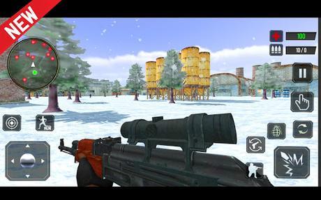 Code Triche Counter Terrorist Stealth Mission Battleground War APK MOD (Astuce) 1