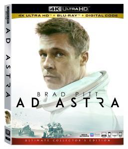 [Test Blu-ray 4K] Ad Astra