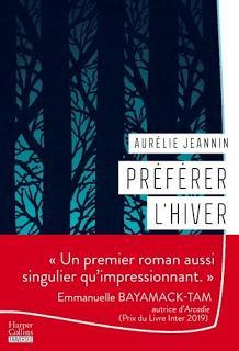 Préférer l'hiver - Aurélie JEANNIN