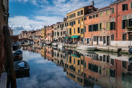 Cannaregio à Venise