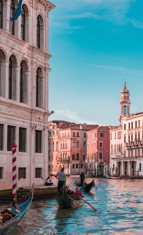 Top 5 des choses à voir et à faire à Venise