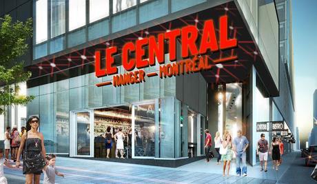 Le Central - Manger Montréal