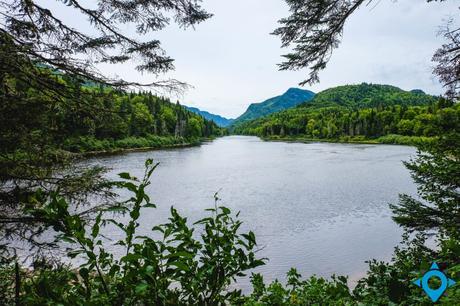 visiter parc national Jacques Cartier