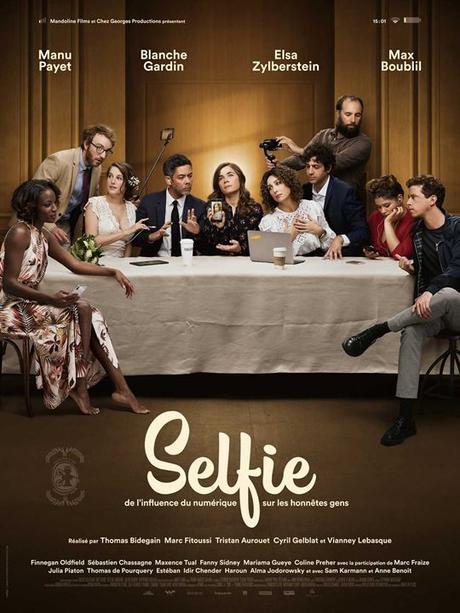 Selfie : Affiche