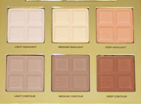 La palette Cocoa Contour de Too Faced !