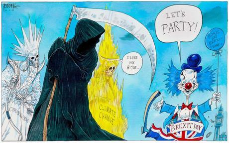 Thursday thunder: brexit assholes