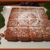 Gâteau express à la noisette - Oh, la gourmande..