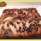 Namandier poires chocolat - Oh, la gourmande..
