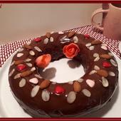 Gâteau au Yaourt Grec et Amande - Oh, la gourmande..