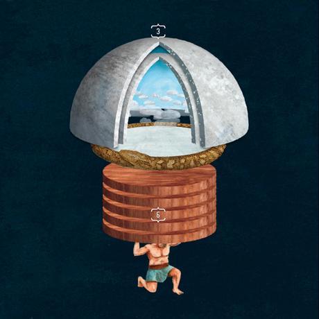 Le Cosmotron à la Cité des Sciences et de l'Industrie…