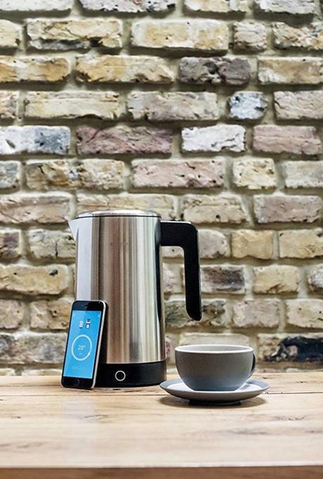 bouilloire iKettle Smarter tasse thé tea time décoration kitchen - clematc