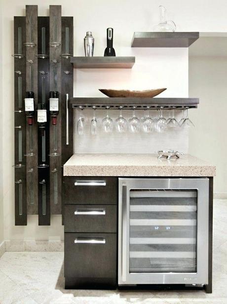 modern bar cabinet modern bar cabinet with wine fridge