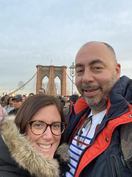 New-York, Day4 : Financial District, Lady Liberty Cruise et Brooklyn bridge