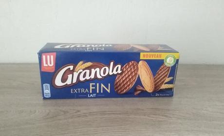 Biscuits au Chocolat au Lait Extra Fin Granola