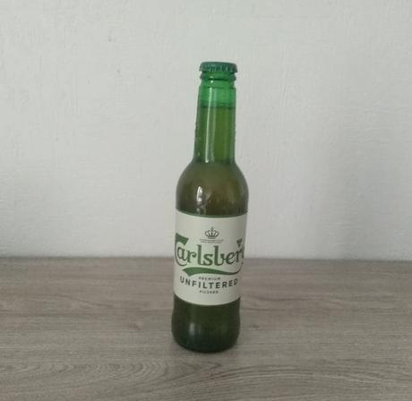 Bière Unfiltered Carlsberg