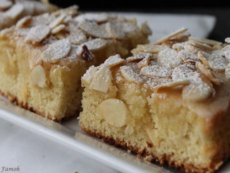 Moelleux torta di mandorle