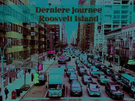 New-York, Day 6 : Roosvelt Island