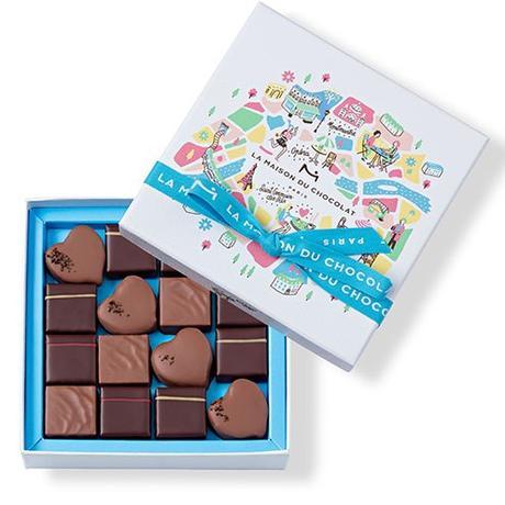 Fêtons la Saint-Valentin avec la maison du Chocolat