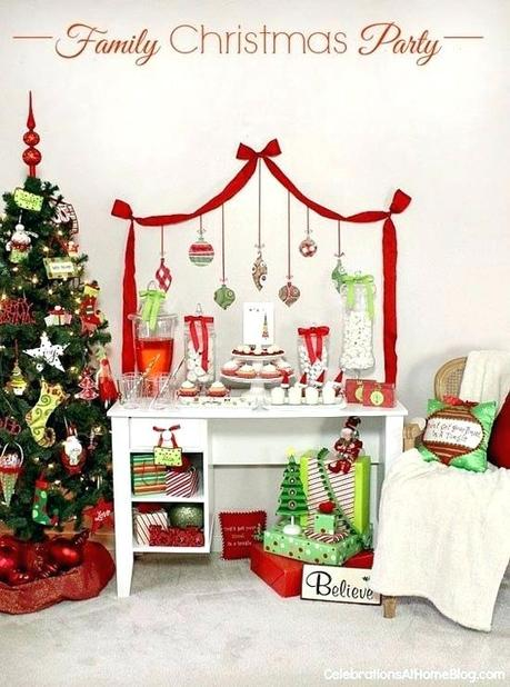 simple christmas decorations easy christmas decoration ideas for office