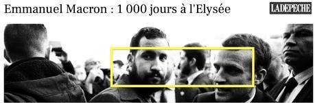 Les 1000 jours de Macron ... en 50 chiffres ou presque.
