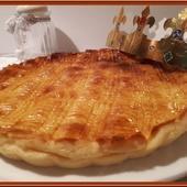 Galette des Rois Franc-Comtoise au Thermomix - Oh, la gourmande..