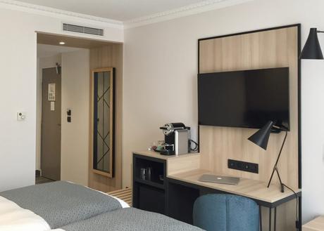 réfection chambre hôtel