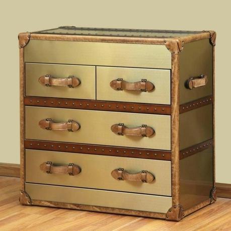 trunk dresser trunk dresser drawers
