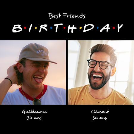 Organiser sa fête d'anniversaire entre amis (adultes)