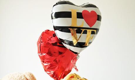 Idées cadeaux St Valentin #2  Offrez un joli bouquet de ballons !