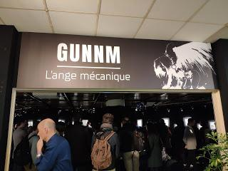 FIBD 2020: expo Gunnm- photo 1