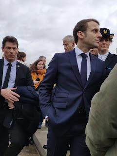FIBD 2020: Emmanuel Macron au festival BD - photo 3