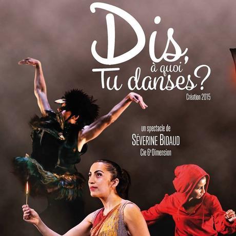 Dis à quoi tu danses ? - Compagnie 6e dimension - Centre Culturel Le Sillon- Pleubian, le 1 février 2020