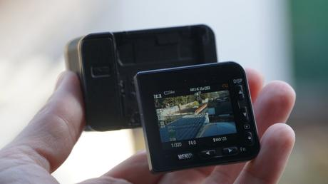 La doublure ou la Sony RX0 Mark II