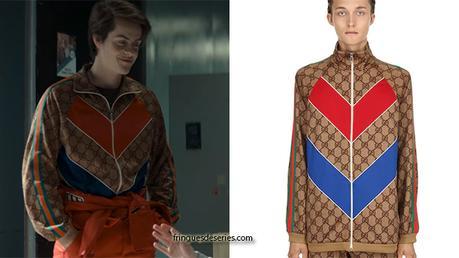 RAGNARÖK : Fjor's zip-up jacket in S1E05