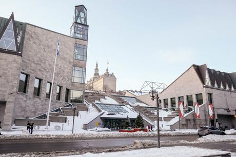 musée civilisation Québec