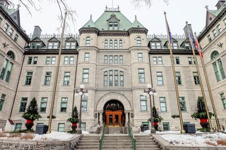 Québec hôtel de ville