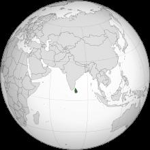 Crevettes  à la Sri Lankaise