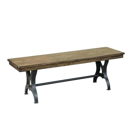 industrial dining bench industrial metal dining bench