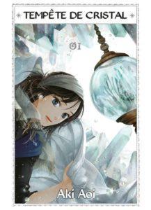 Tempête de cristal, Kooru Sora, Sakou no Kuni (Aoi) – Komikku Éditions – 8,50€