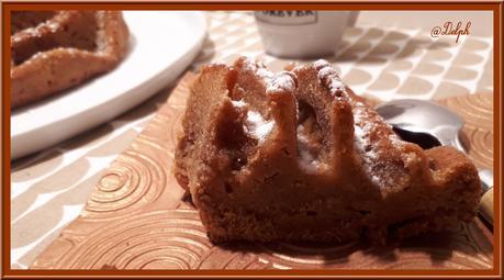Gâteau Citron et Mascarpone