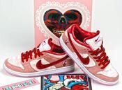 Nike Adidas lancent baskets pour Saint-Valentin