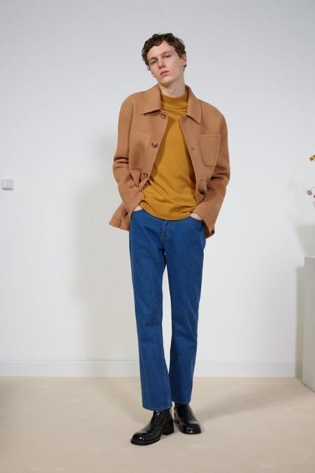 Sandro : le minimalisme à son paroxysme