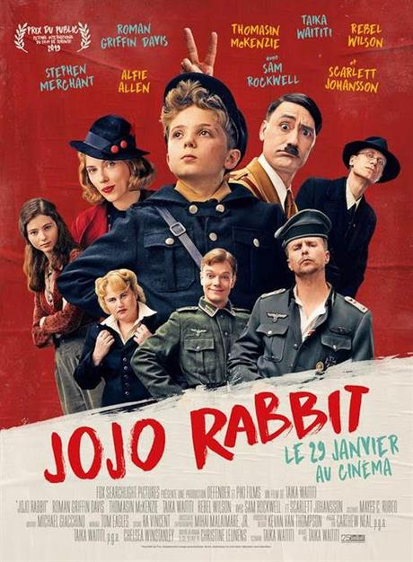 Jojo Rabbit : Affiche