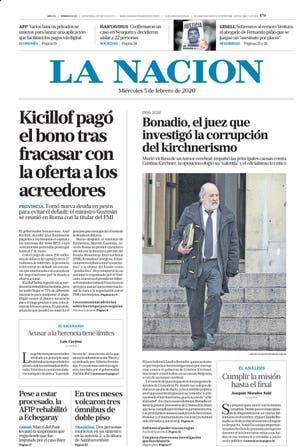 Coup de tonnerre dans le ciel politico-judiciaire: le juge Claudio Bonadio est mort [Actu]