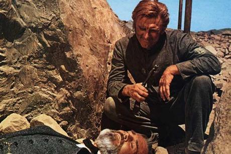 Mort d'un géant, mort de Kirk Douglas