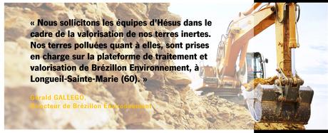 gestion valorisation déchets chantiers bouygues