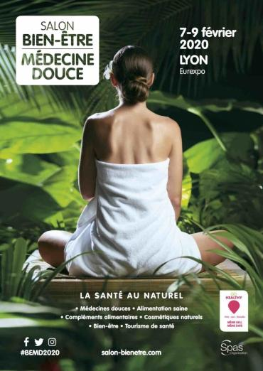 Le salon Bien-être & Médecine douce s'installe à Lyon du 7 au 9 février